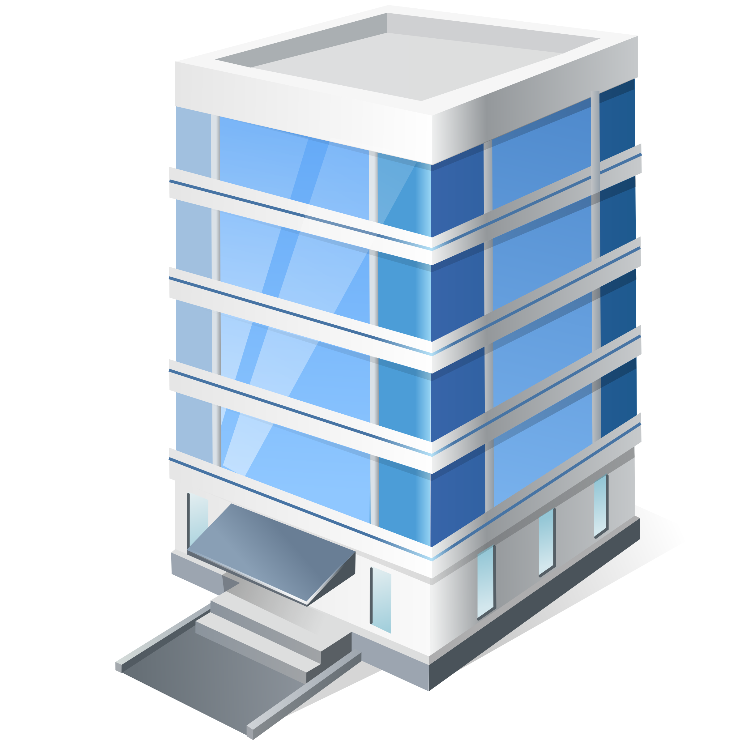 Free office building cliparts. Glass clipart construction