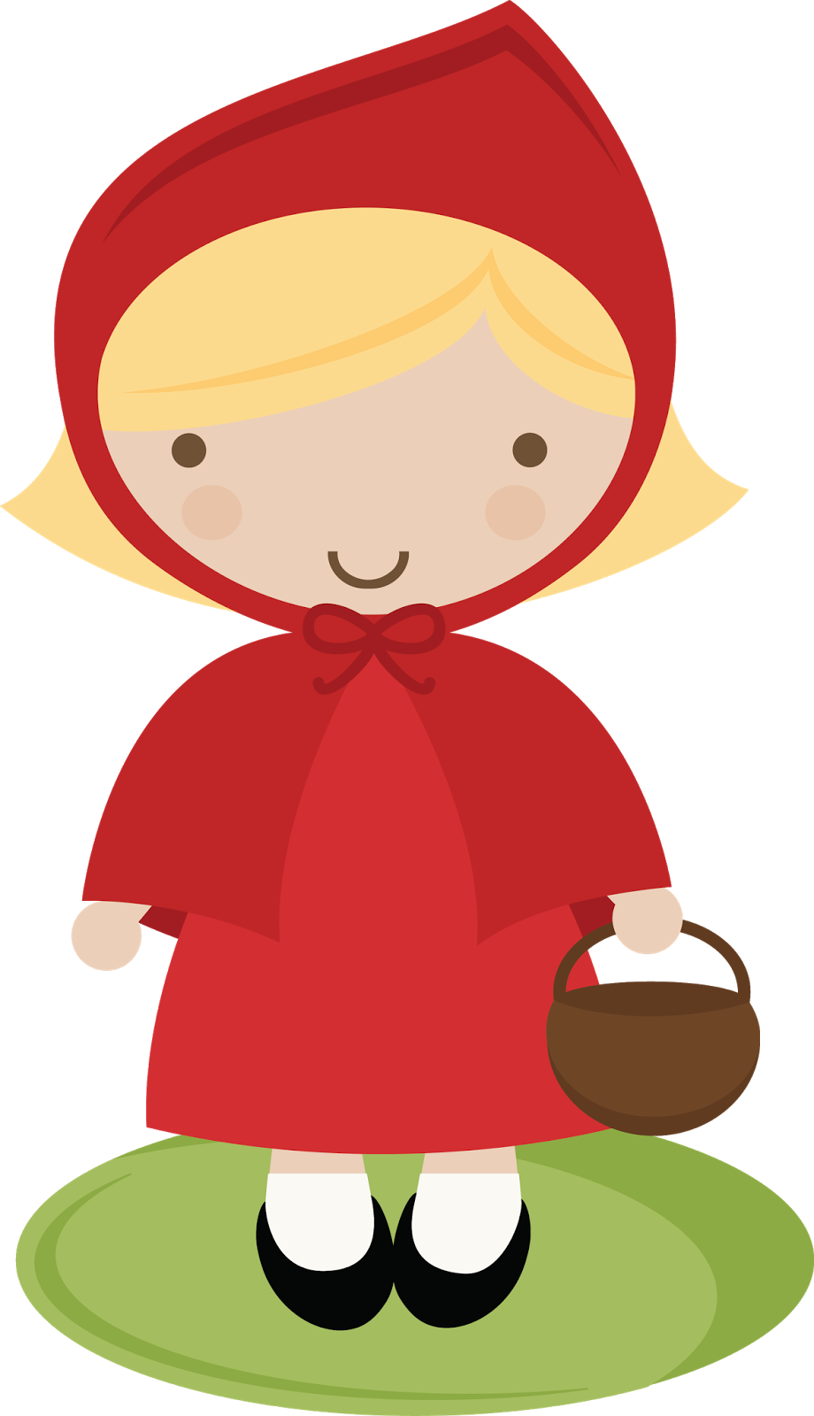 Flour clipart drawing. Little red riding hood