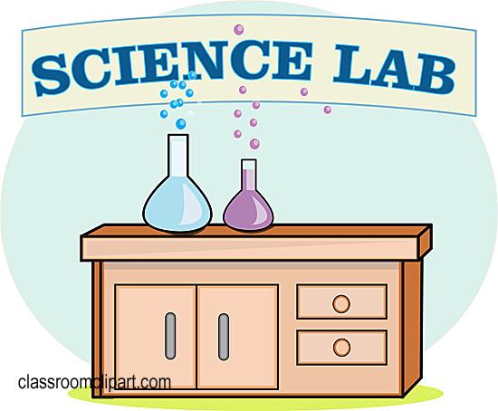 Lab clipart science room. School facilities clip art