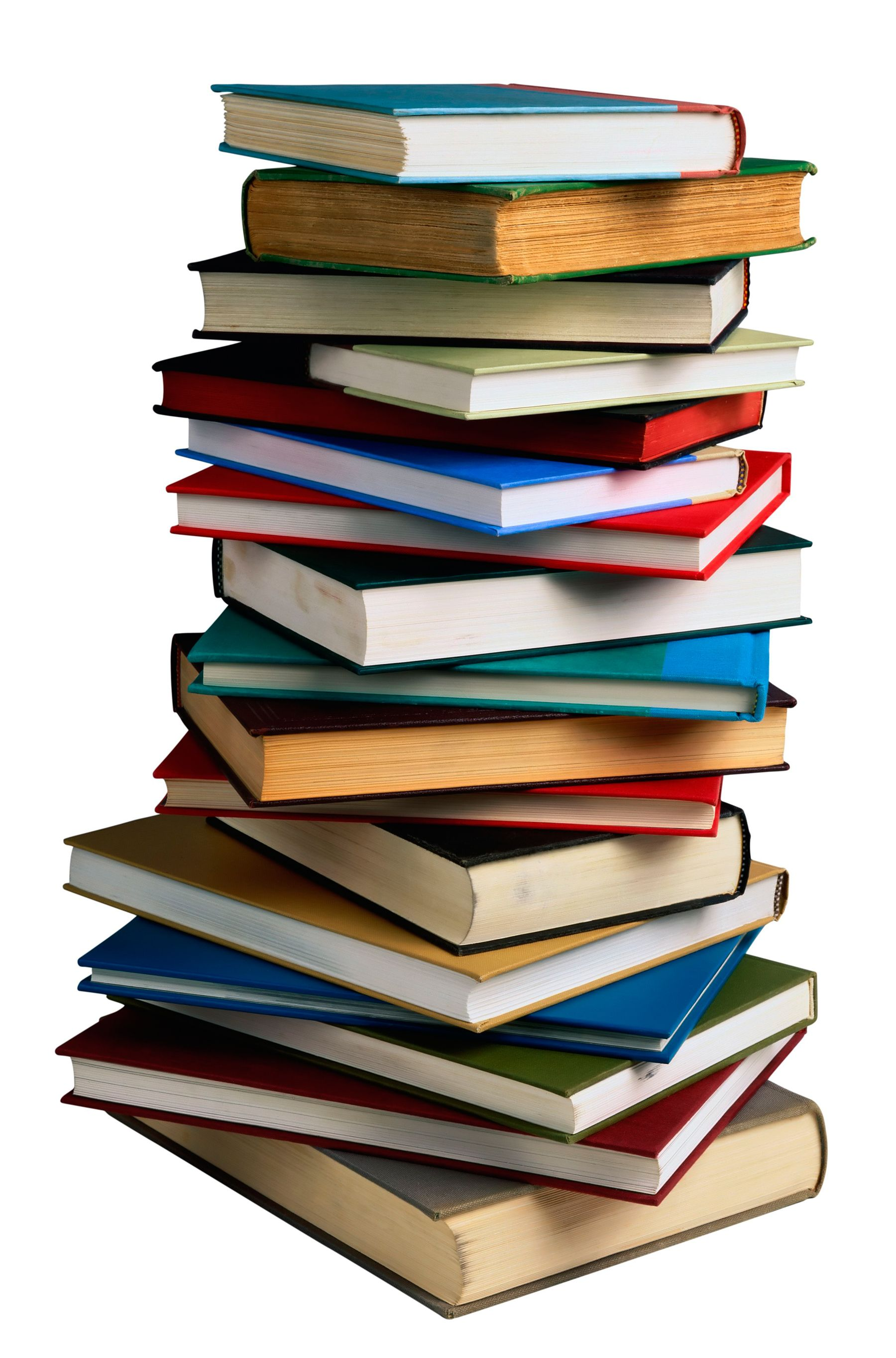 Free of books download. Library clipart stack book