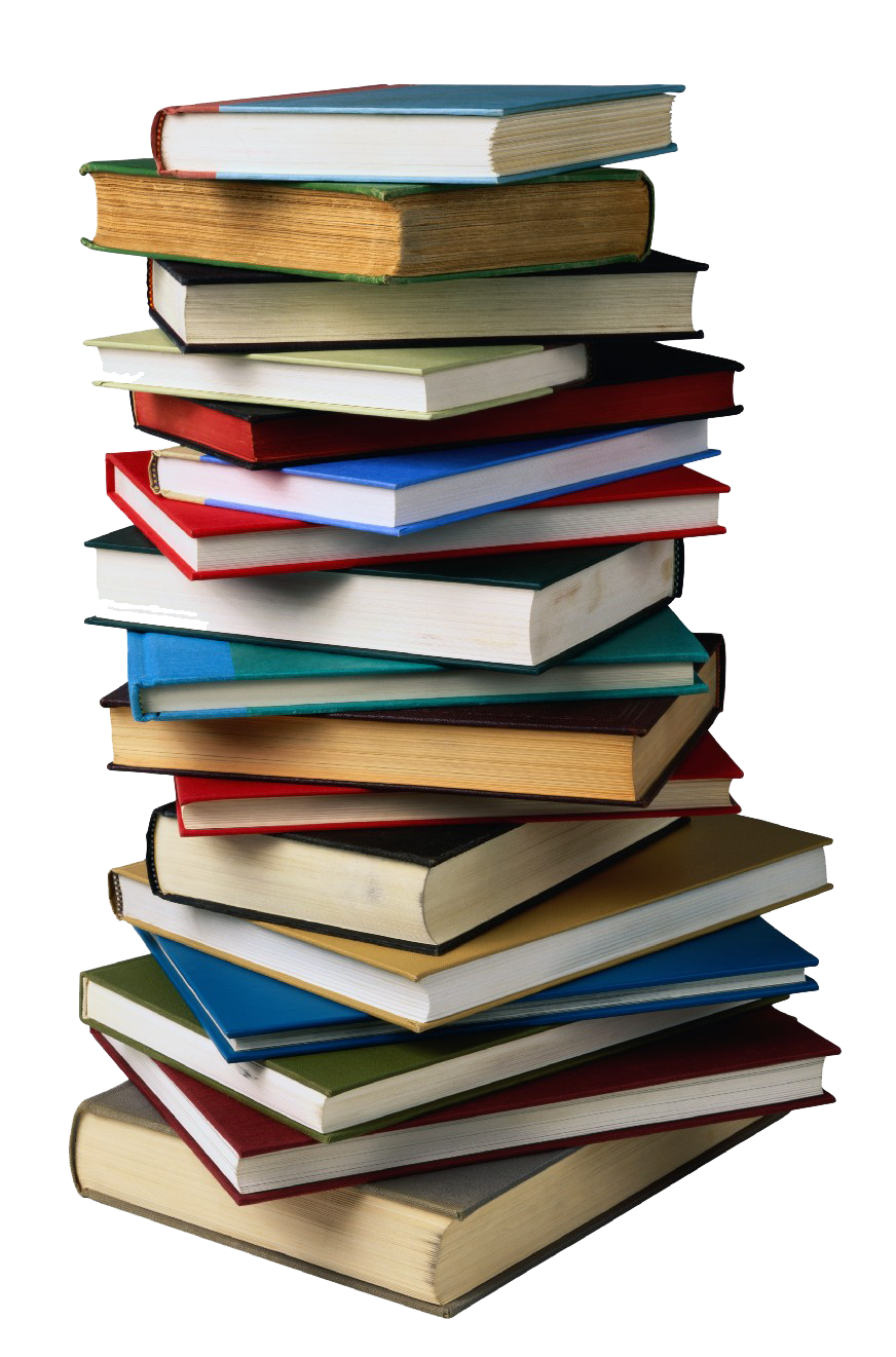 Book stack acur lunamedia. Textbook clipart librarian