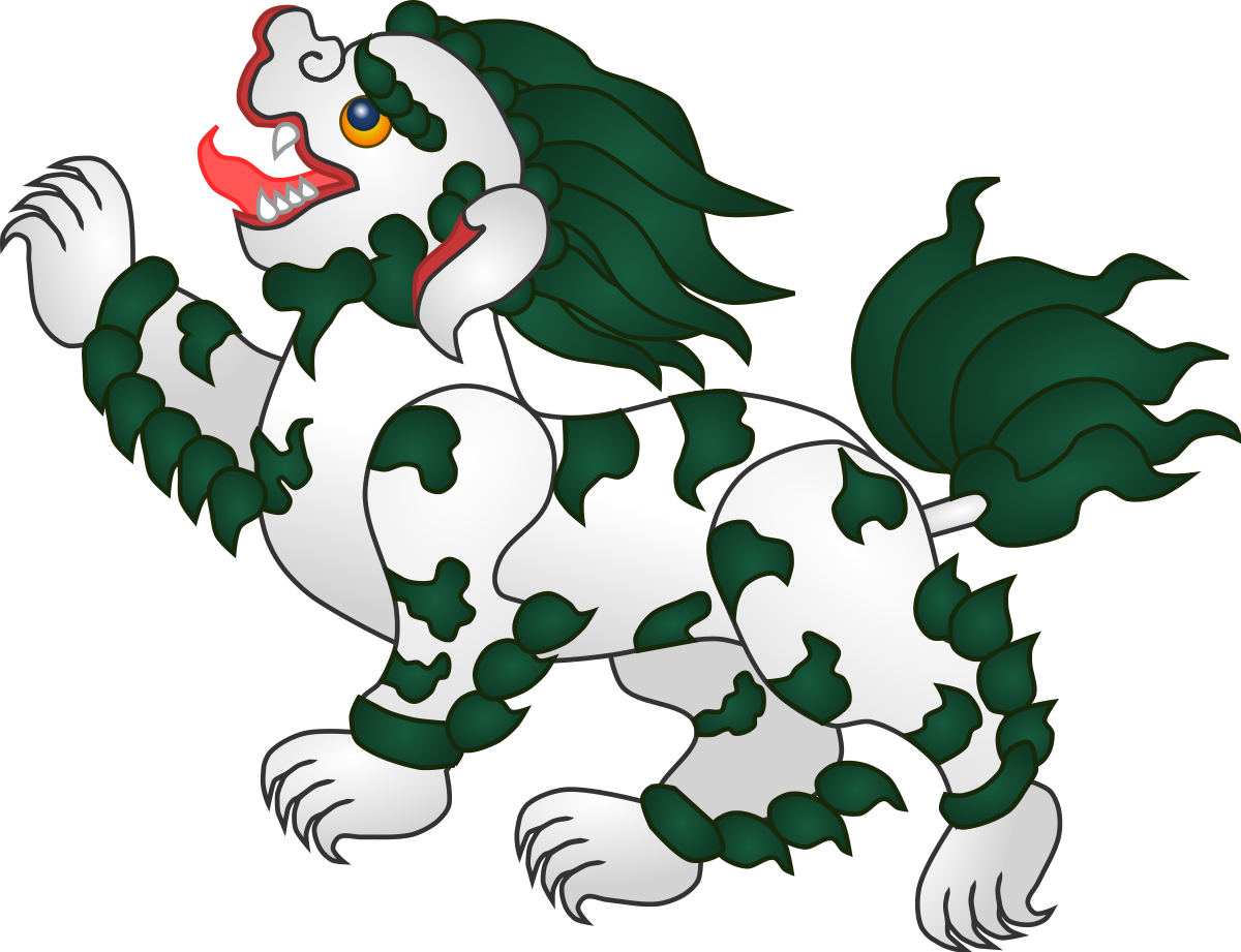 Snow wikipedia . Clipart lion asiatic lion