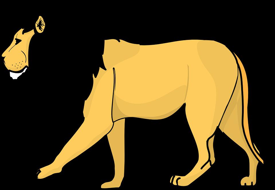 Monkeys clipart lion. Loin frames illustrations hd