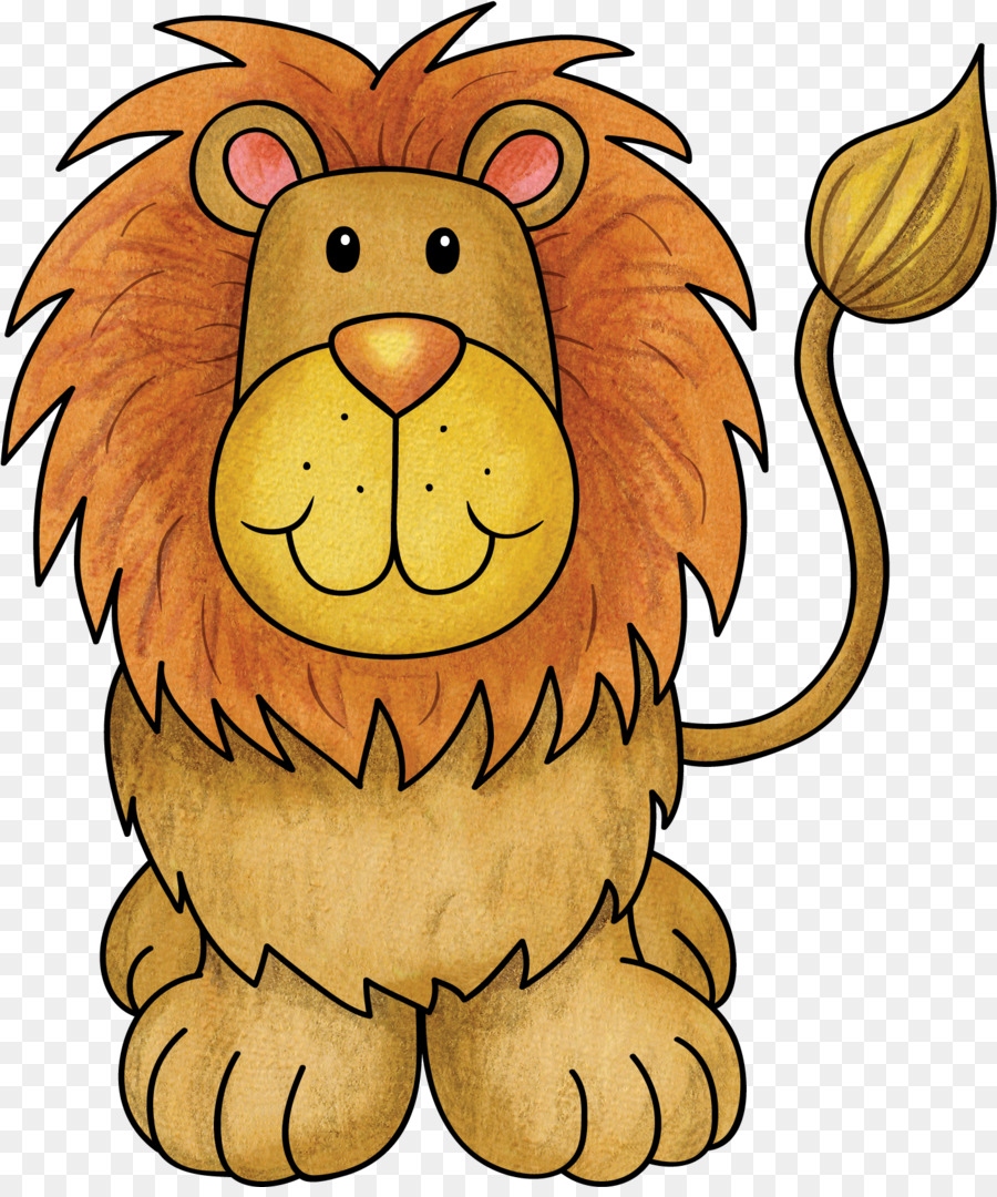 Clipart lion birthday. Party invitation png download