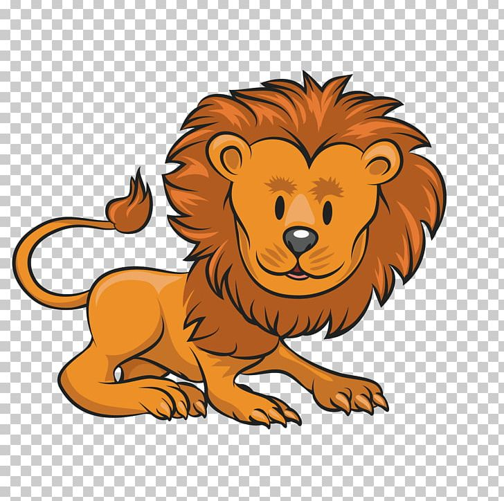 Animal cartoon png animals. Clipart lion couple