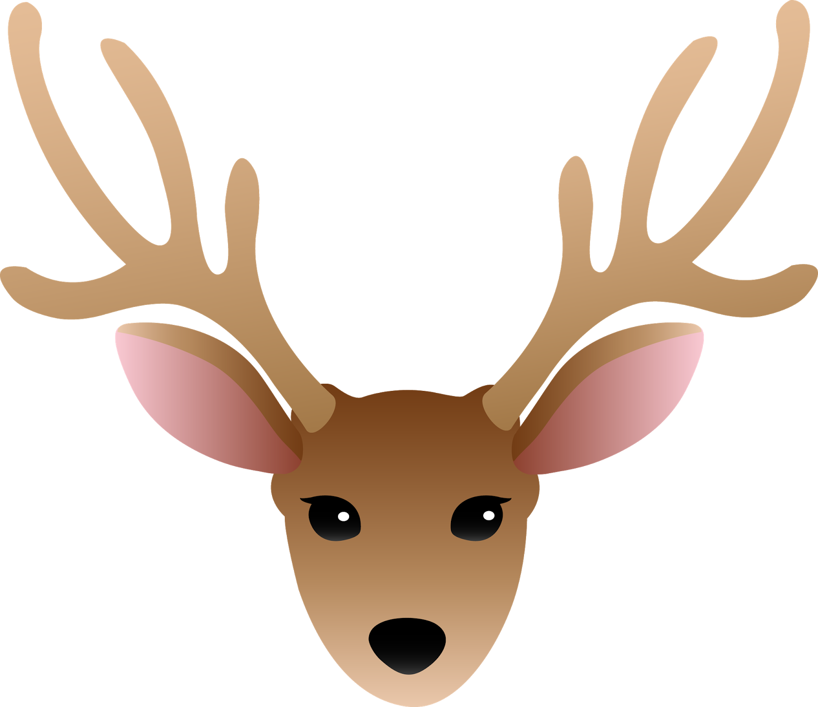 Easy at getdrawings com. Deer clipart mother's day
