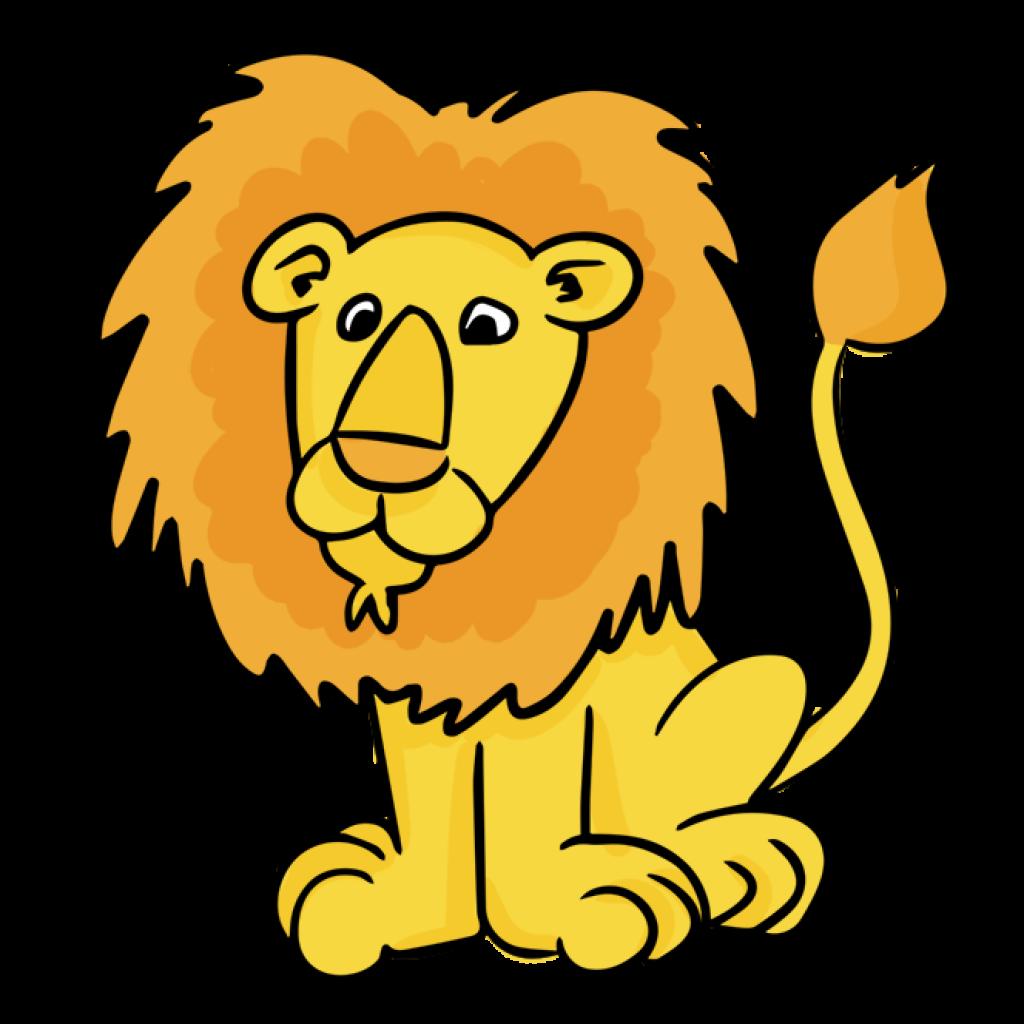 lions clipart queen