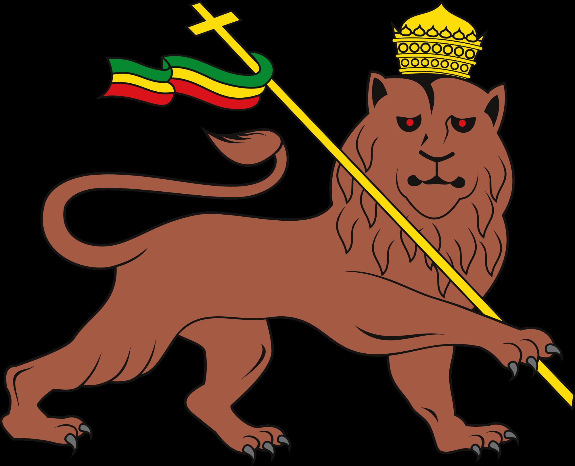 Clipart lion file. Of judah emblem the