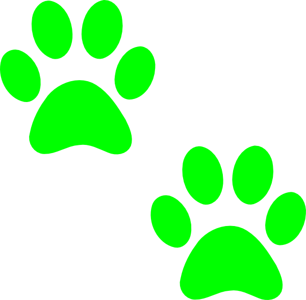 wildcat clipart claw