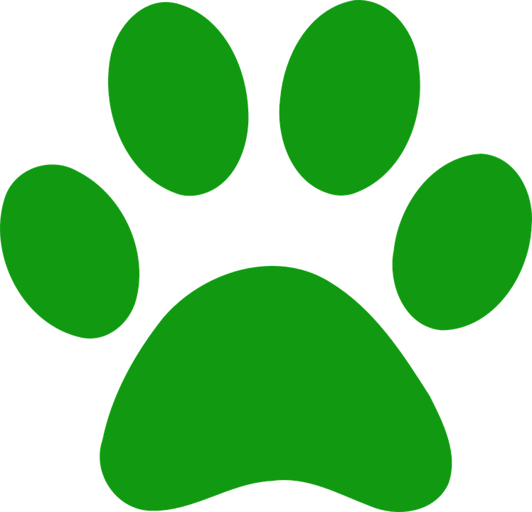 Paws clipart artistic. Paw simple pencil and
