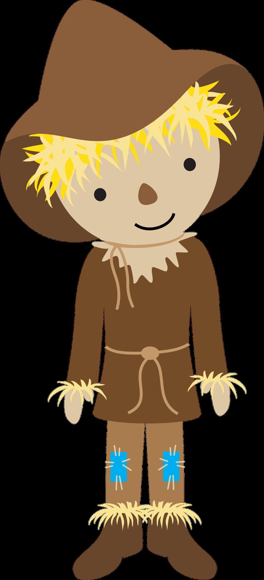 Scarecrow clipart strawman. Lion wizard oz free