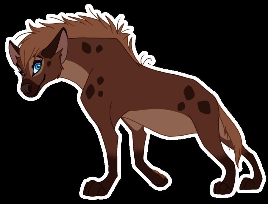 Clipart lion hyena. Etana oc by lord