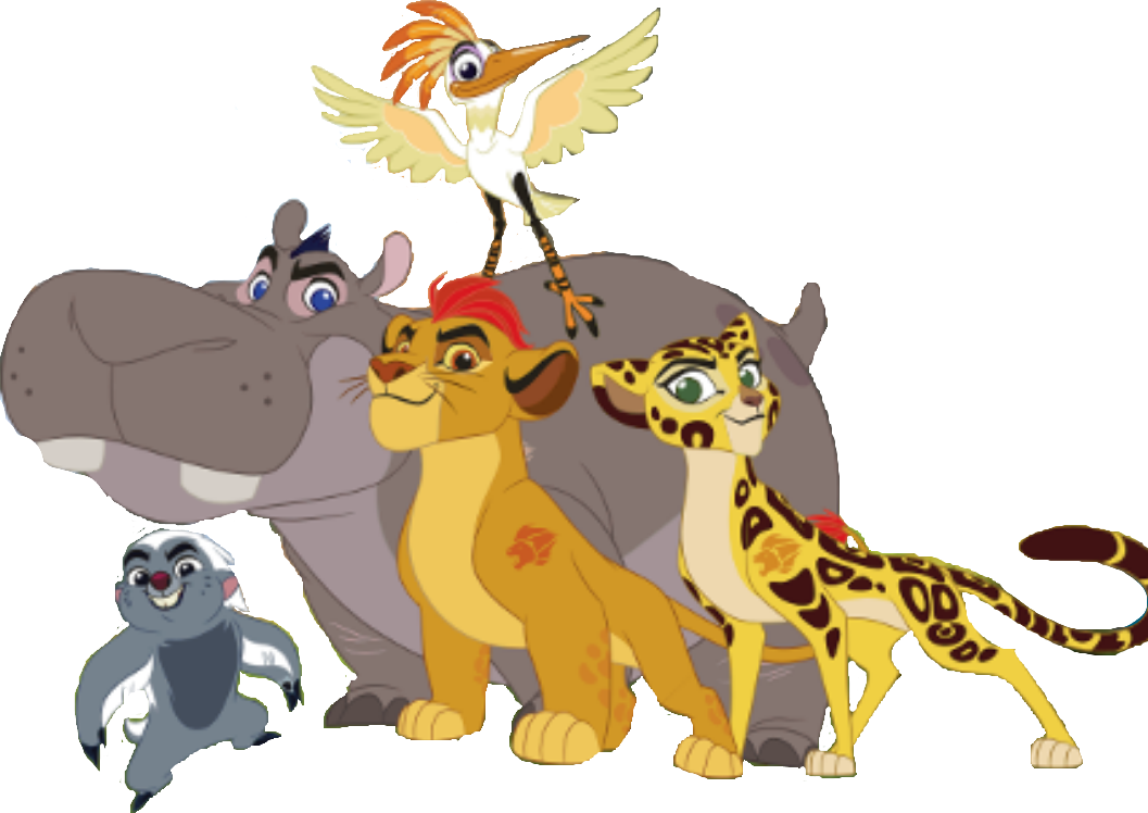 Clipart lion lion king. The guard by awesomeokingguy