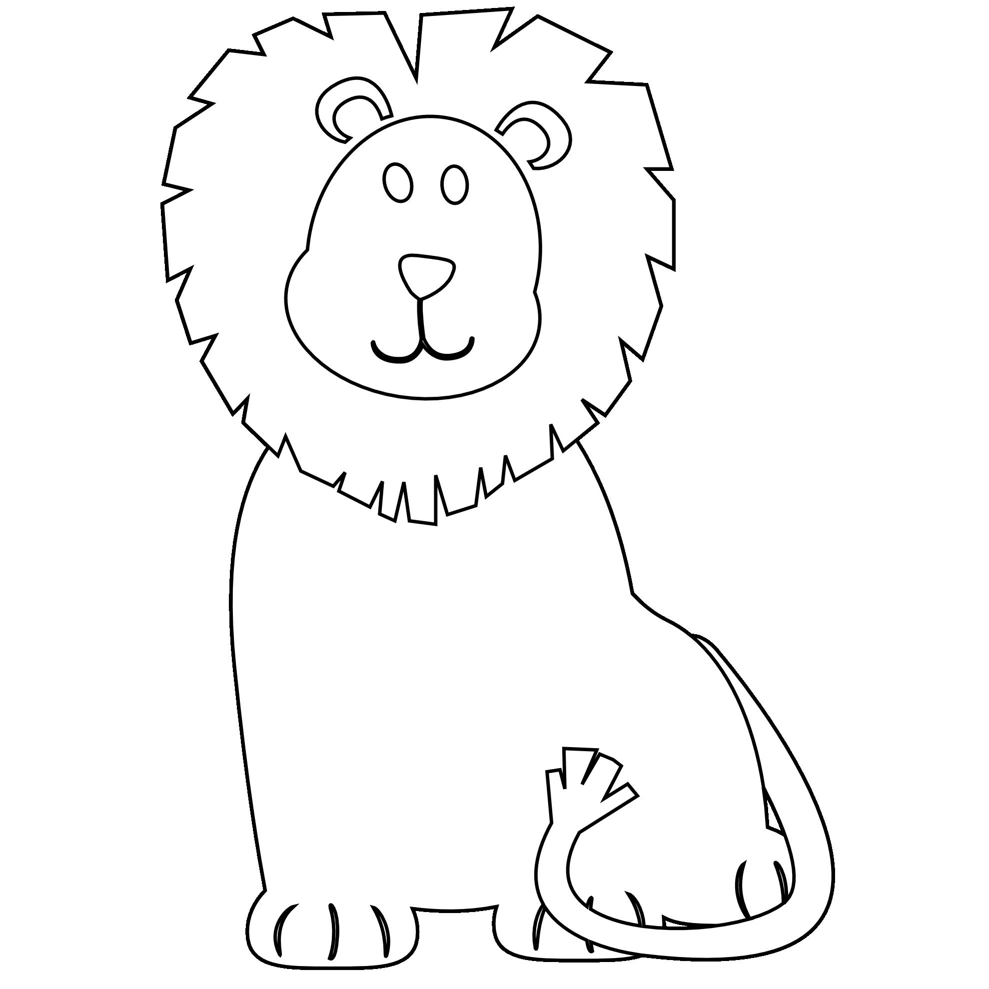 Panda free images loinclipart. Lion clipart loin