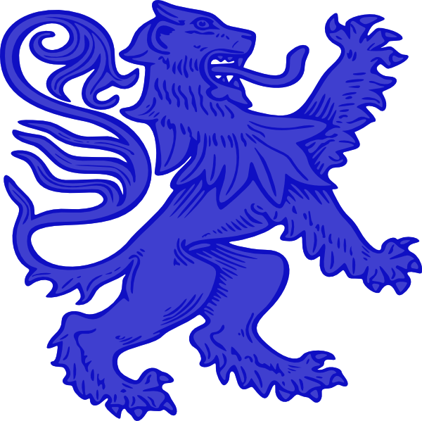 Logo clipart lion. Clip art at clker