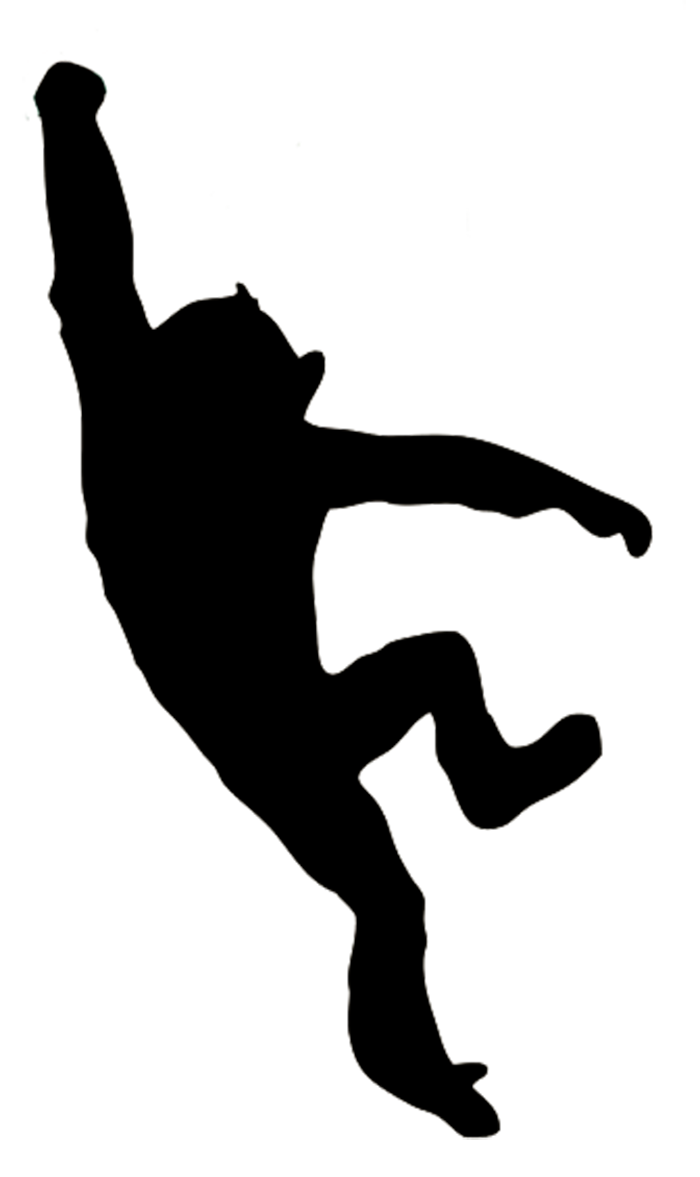 Silhouettes pinterest. Clipart monkey silhouette
