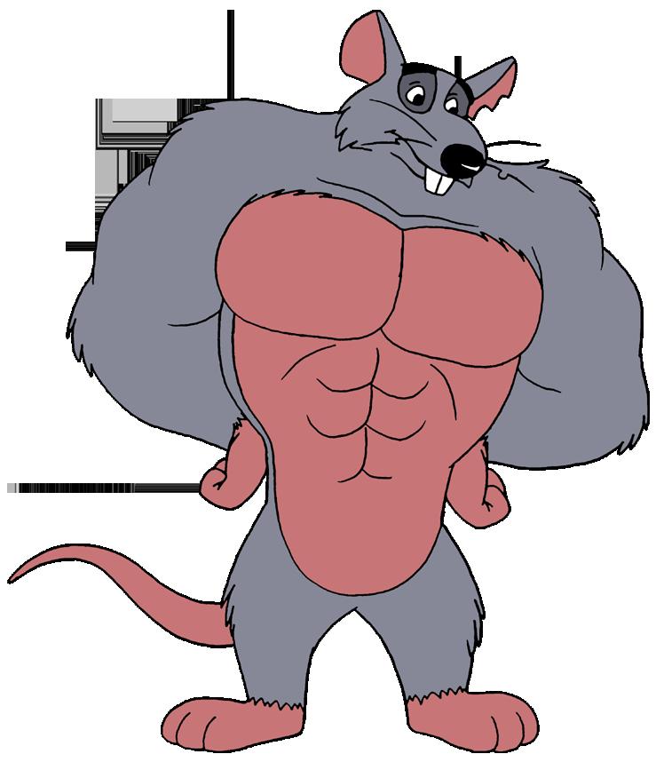 clipart rat female rat