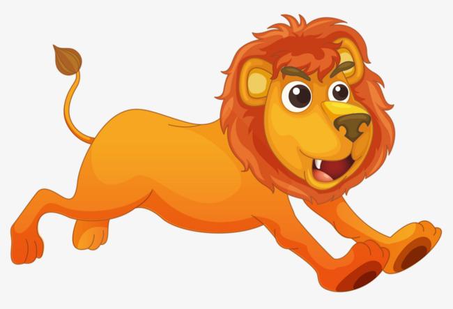 Lion clipart run. Animals that png transparent