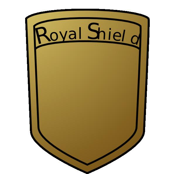 Lion clipart shield. Clip art at clker