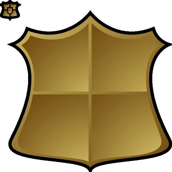Lion clipart shield. Gold clip art at