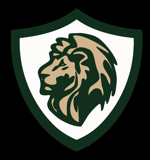 Clipart shield lion. Elizabethtown lewis central school
