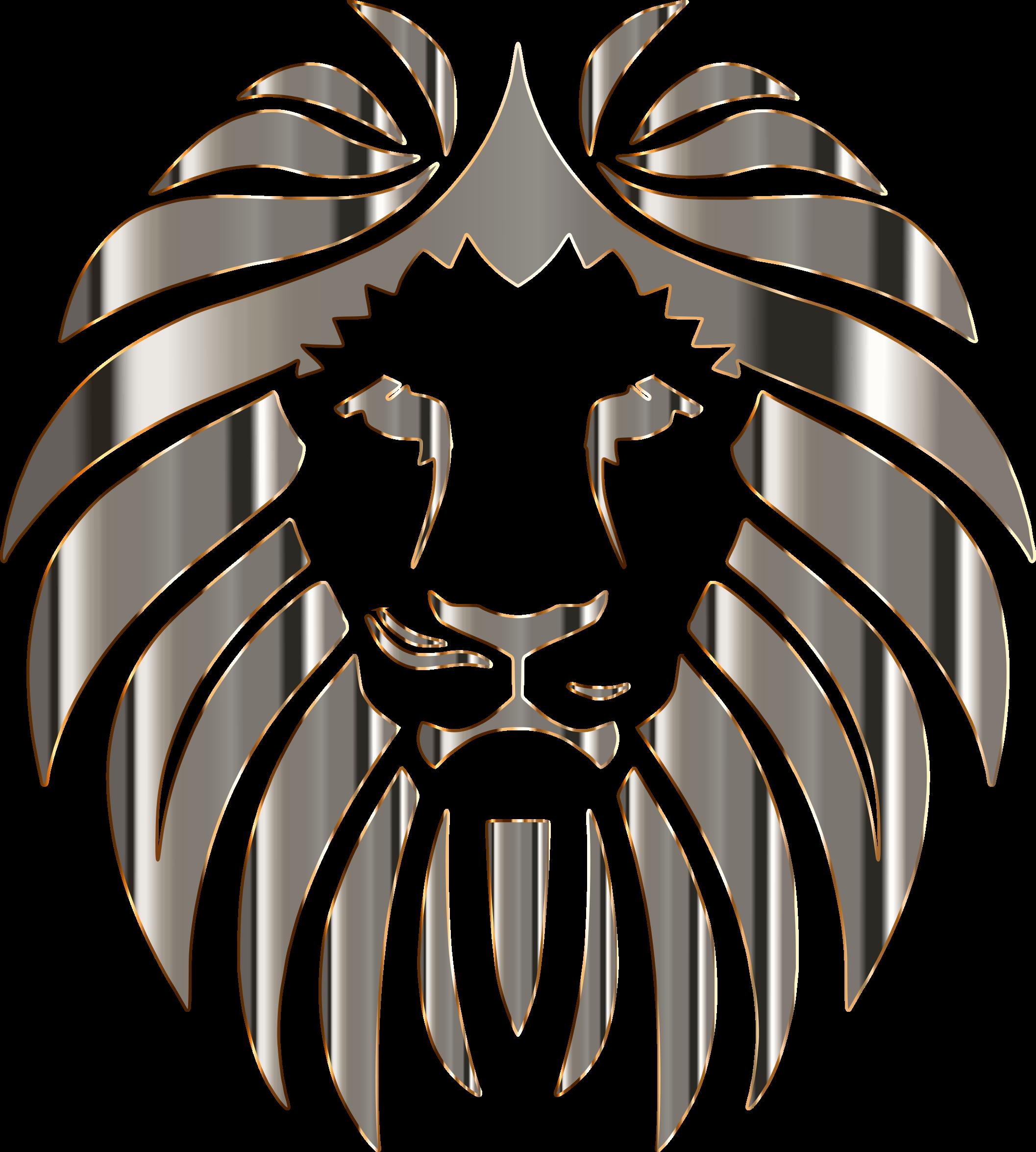 Prismatic no background big. Clipart png lion