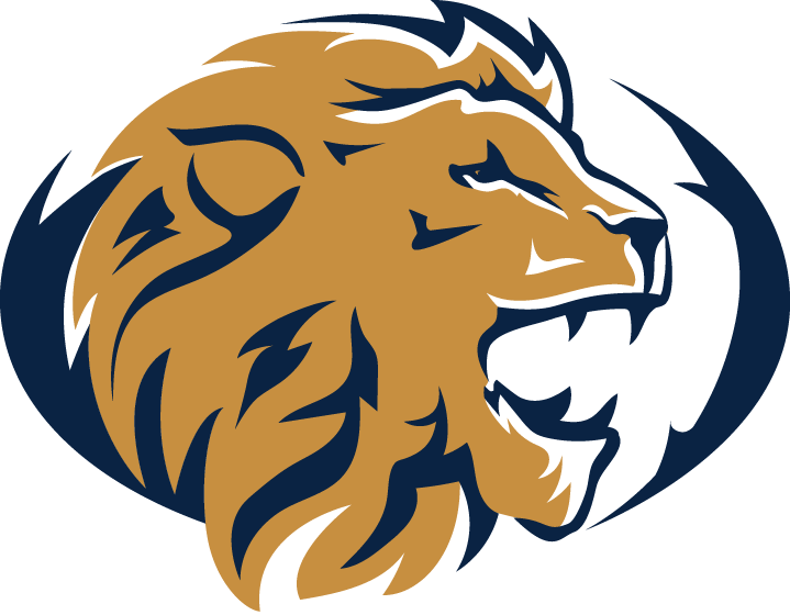 Clipart volleyball lion. News grace prep private