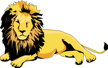 Clipart lion wild animal. Pin by absolutely free