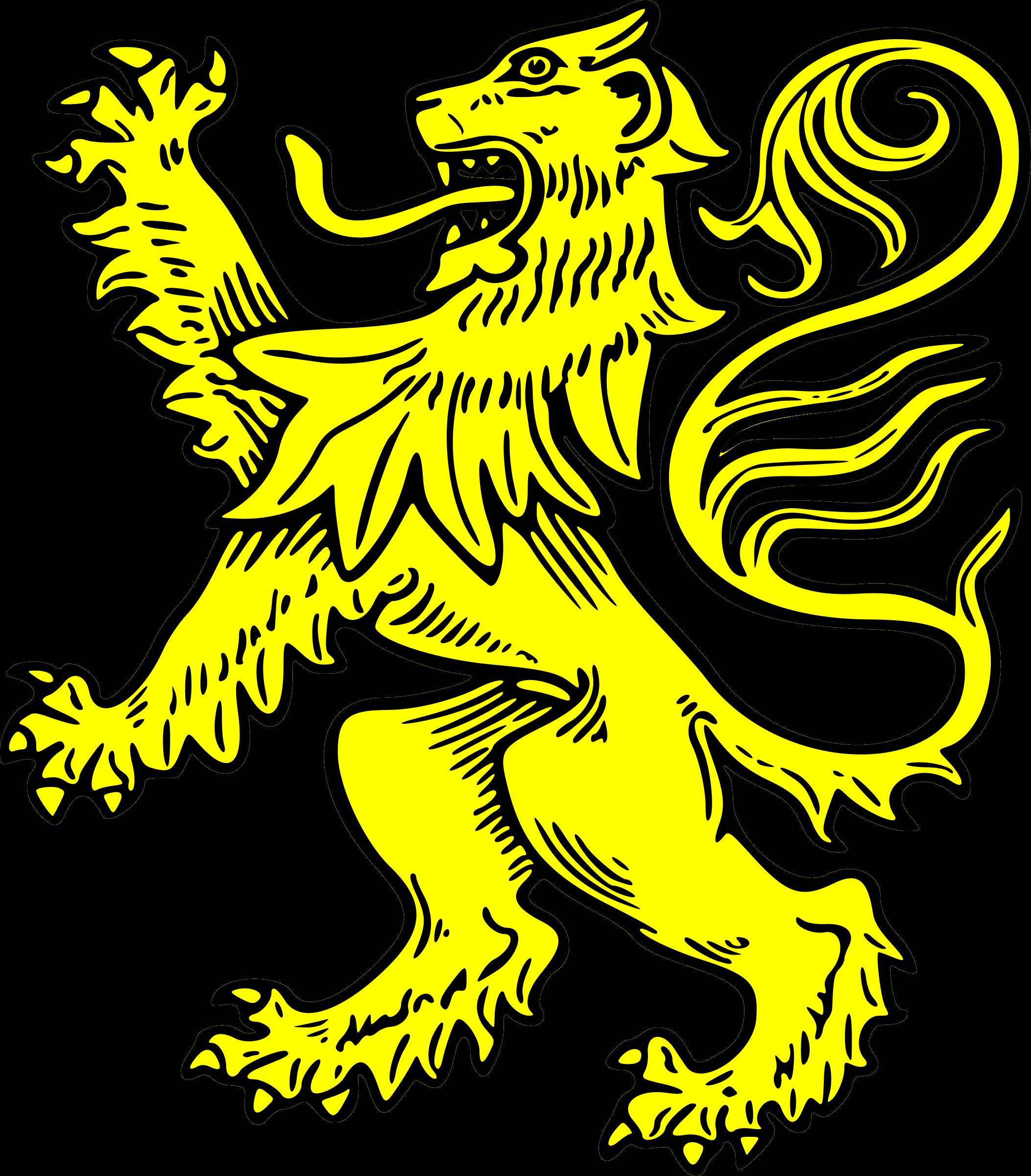Lion simple