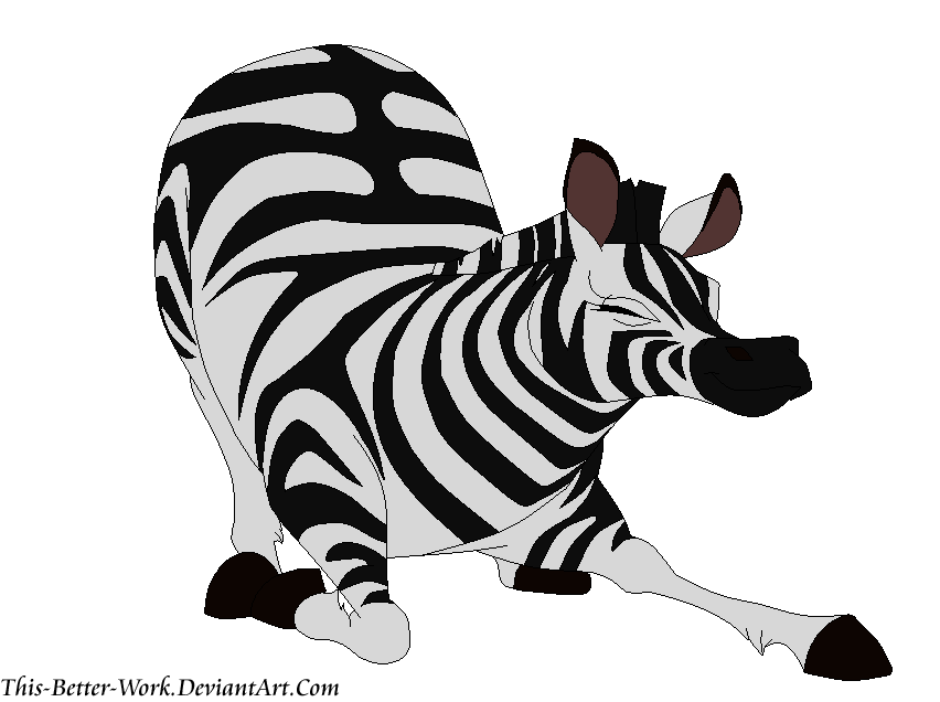 Base by this better. Clipart zebra zebra bow