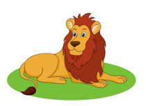 Free clip art pictures. Lion clipart