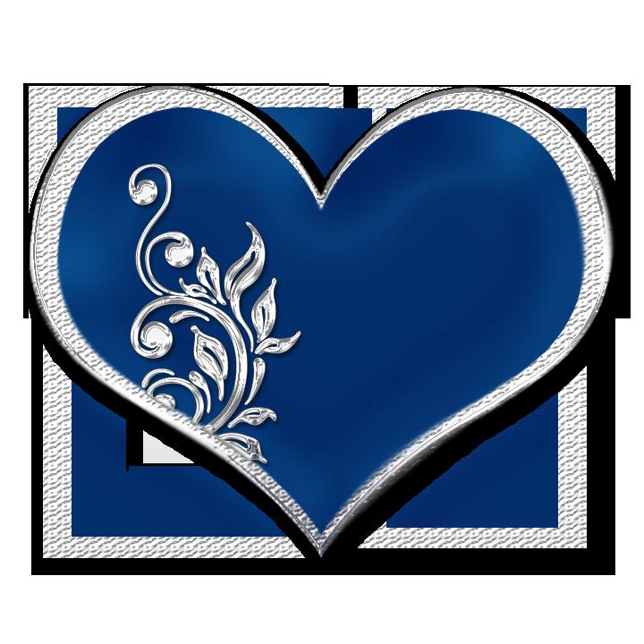 Heartbeat clipart blue. Heart by placid deviantart
