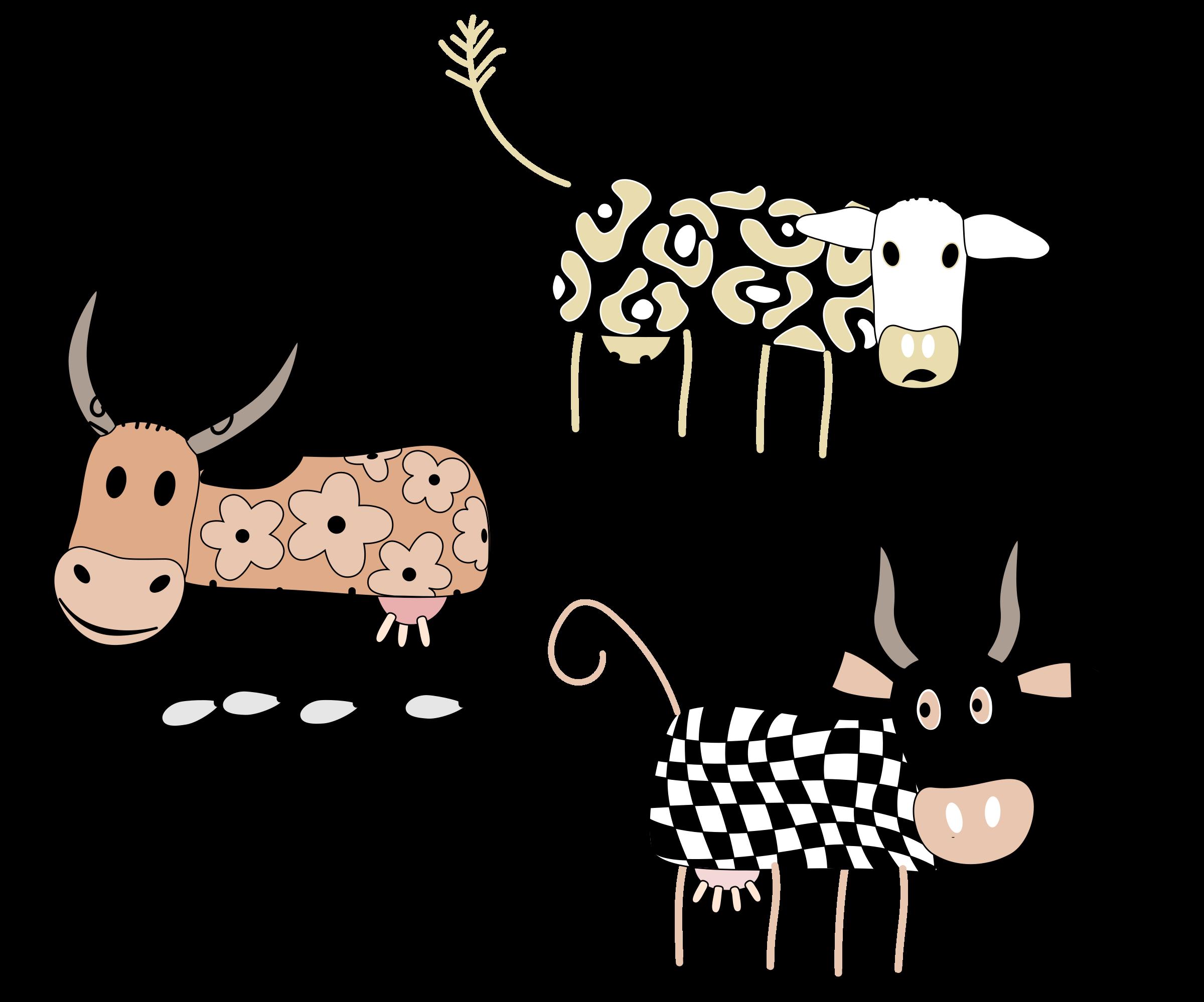 Xray clipart cartoon. Cows big image png