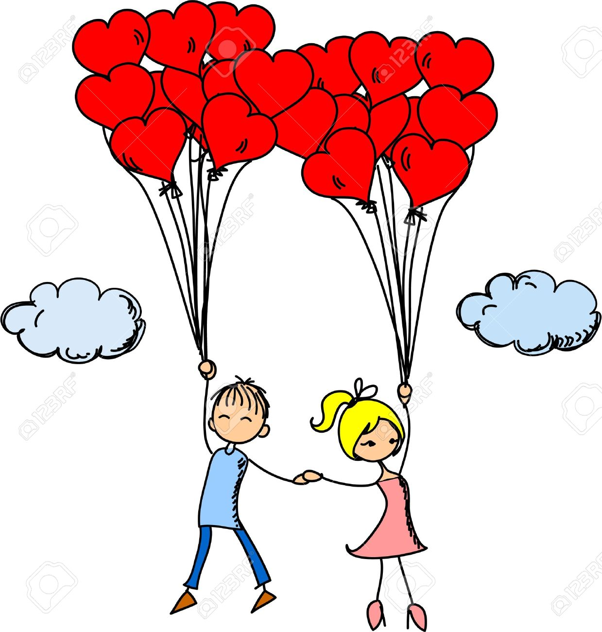 Clipart love fall in love. Free download best on