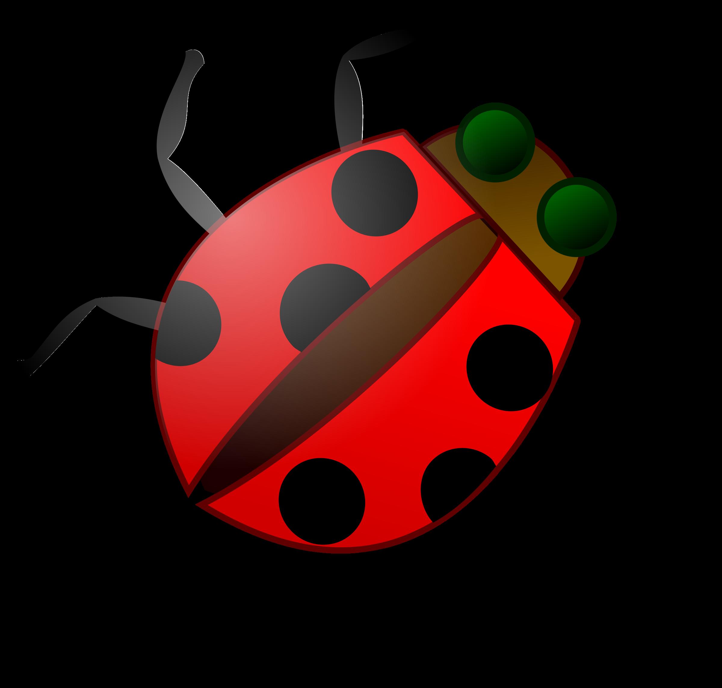 Ladybug big image png. Ladybugs clipart leaf clip art