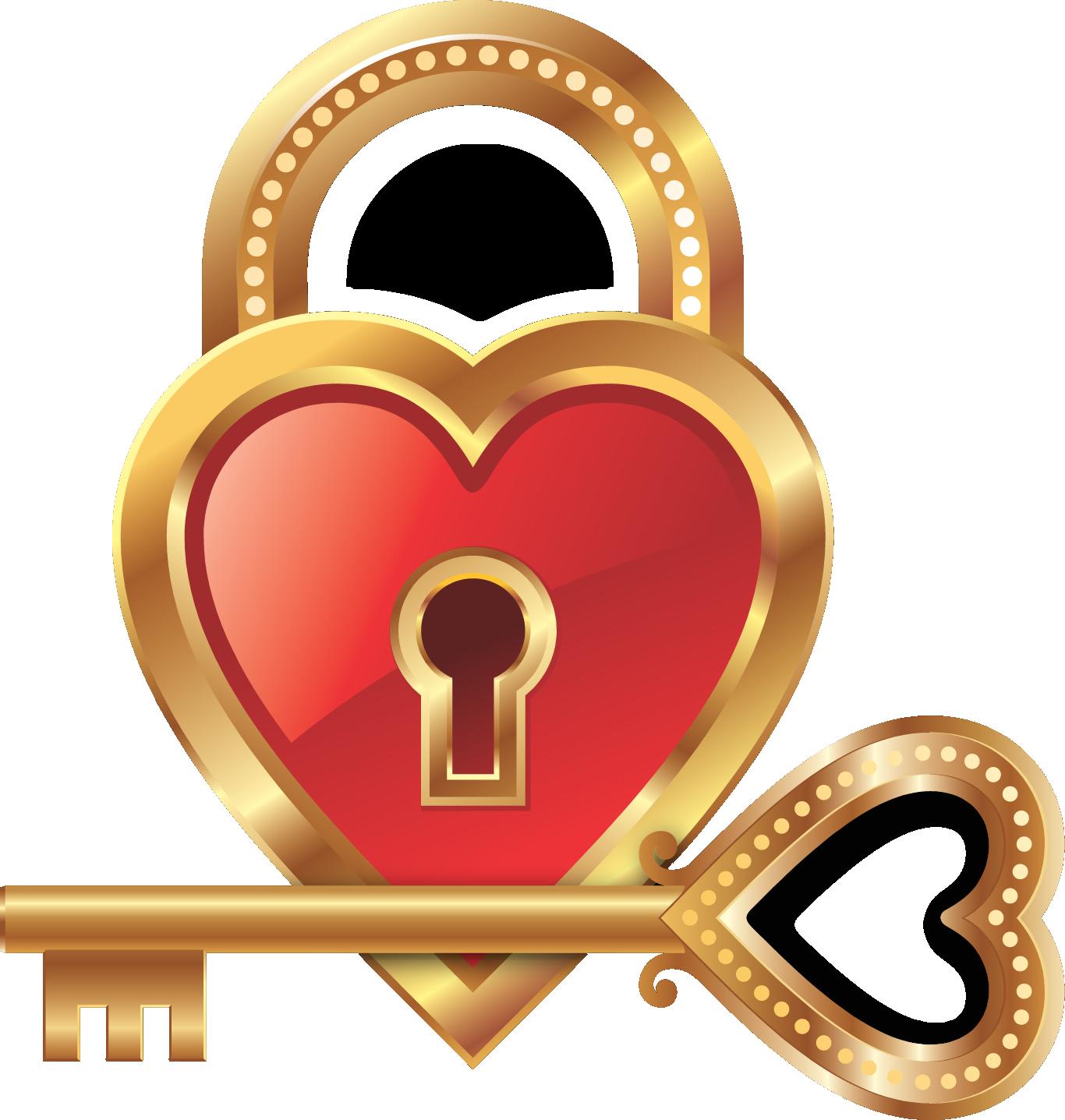Lock clipart love lock. Key heart clip art