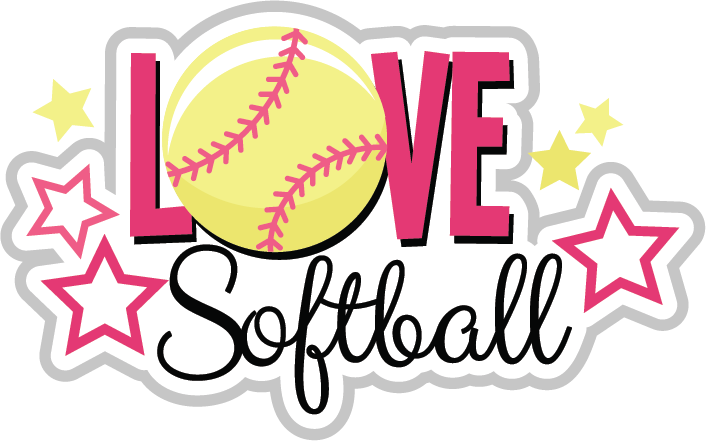 Love svg scrapbook title. Clipart numbers softball