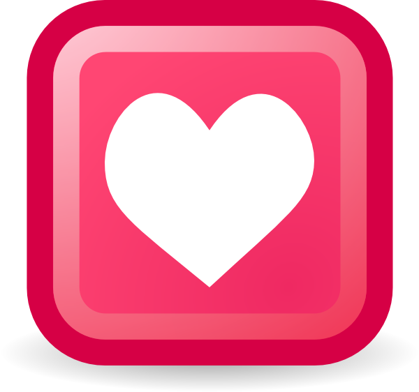 Heart clip art at. Square clipart smiley