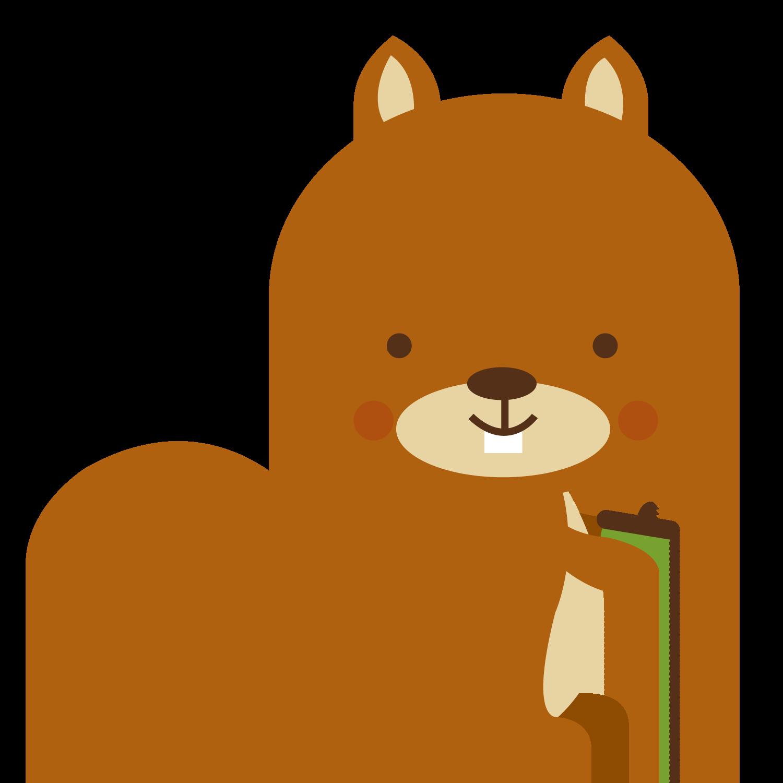 Valentine clipart squirrel. Floresta e safari png