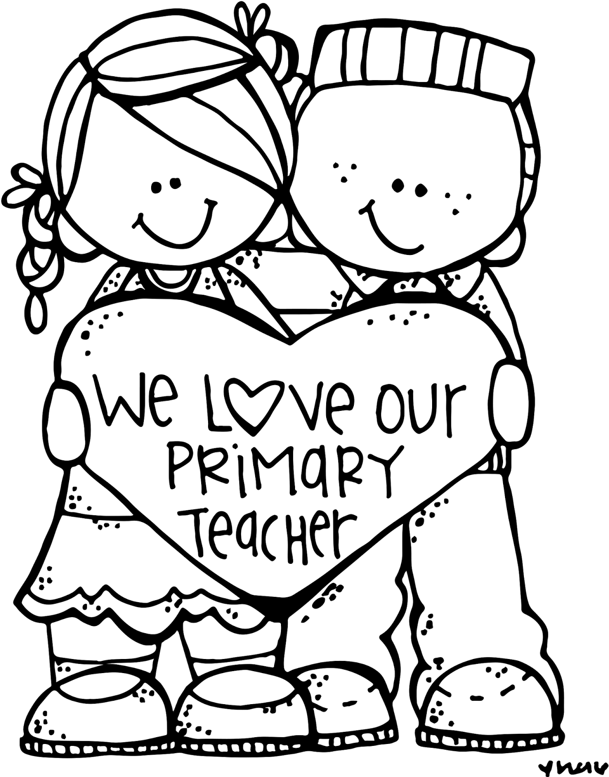 Love primary teacher mhldsf. Einstein clipart outline