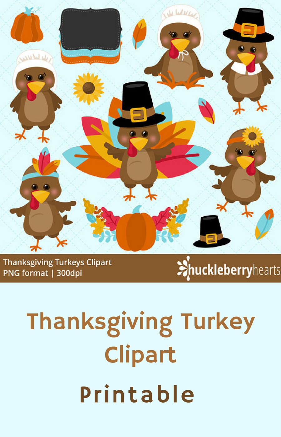 It is an image of Printable Turkeys Pictures inside cut out