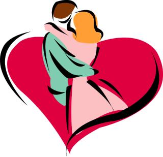 Couple clipart lover. Free true love cliparts