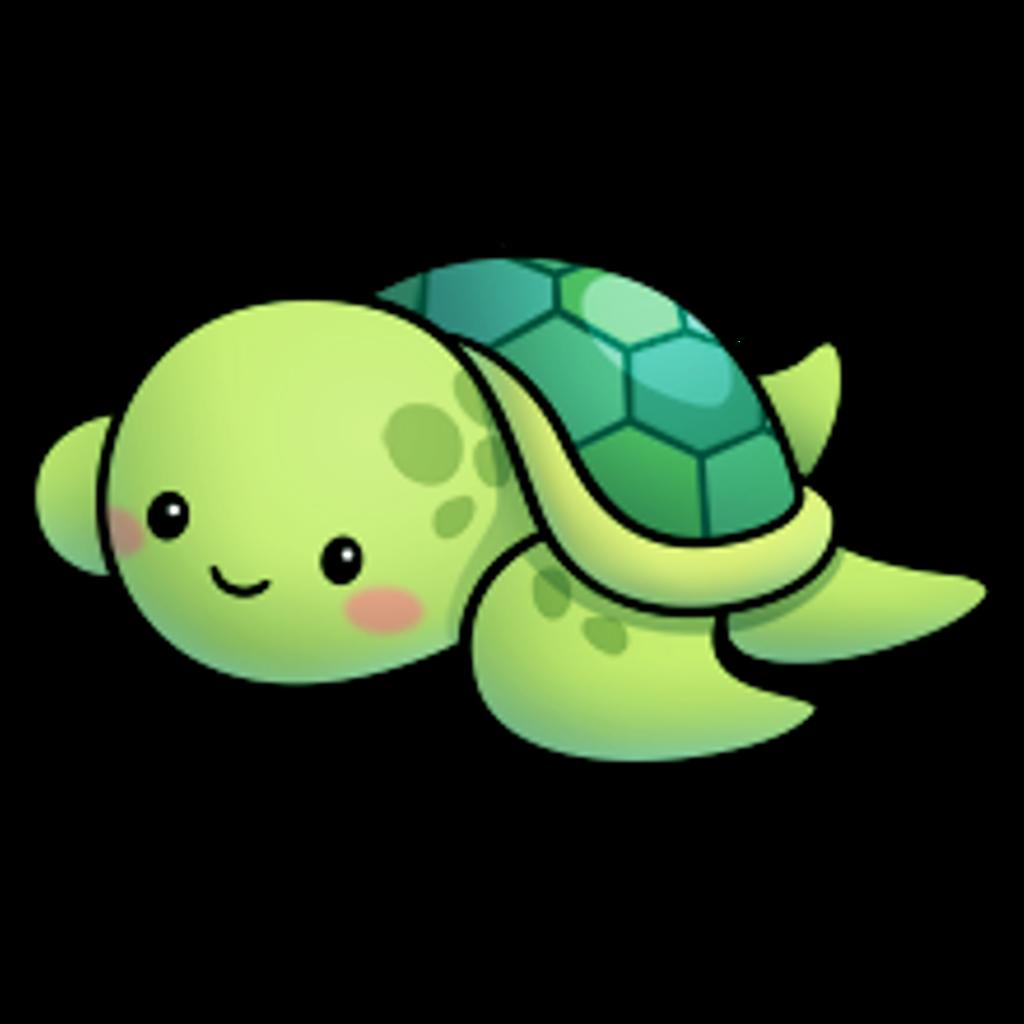 Turtle kawaii
