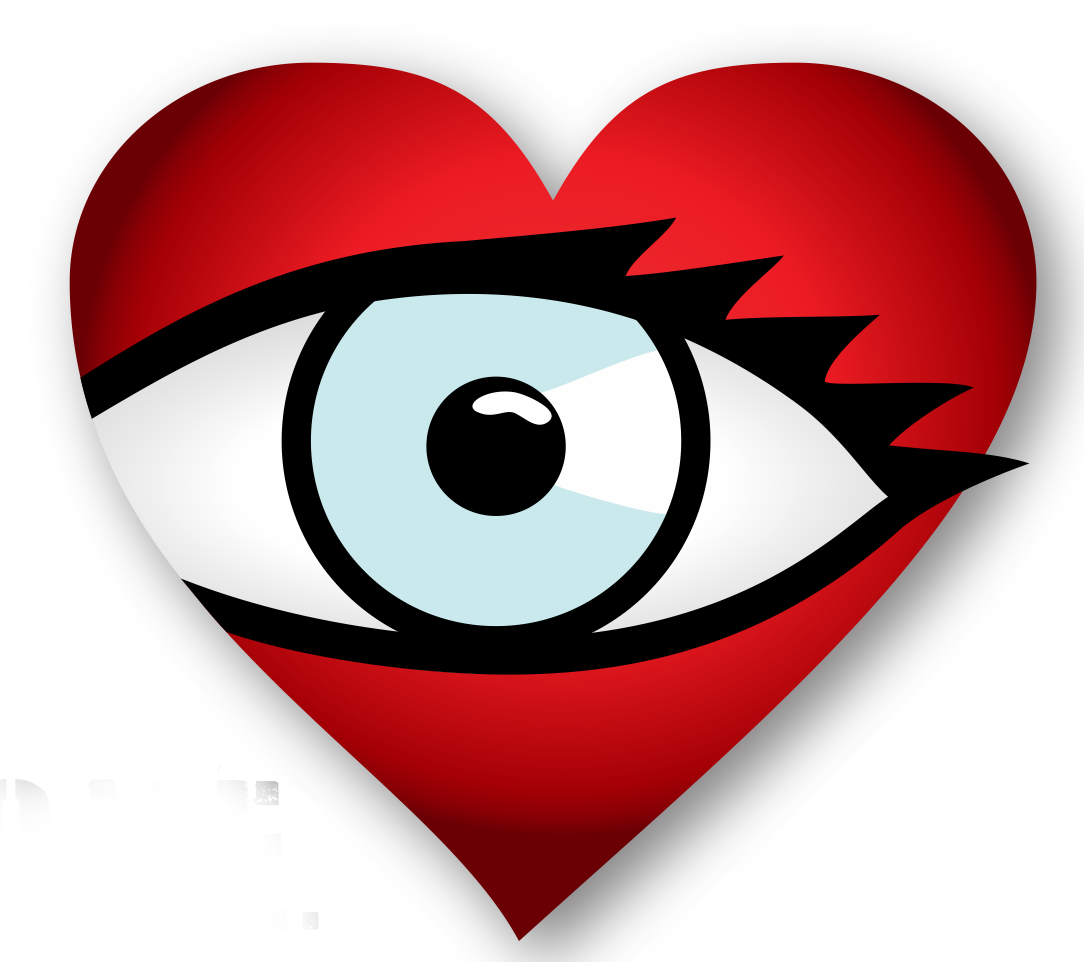 Vision clipart eye camp. L o v e