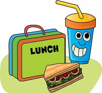 Time clip art panda. Lunchbox clipart lunch item