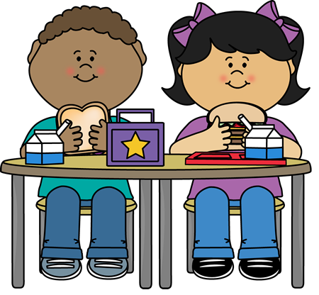Clipart lunch. Classroom
