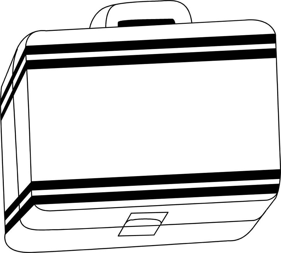 Box free stock photo. Lunchbox clipart lunch order