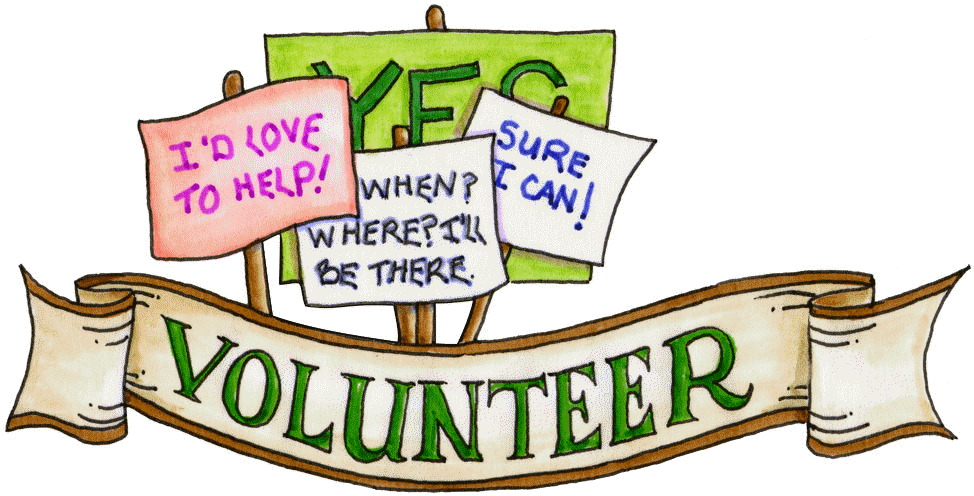 Volunteer corpus christi school. Volunteering clipart form