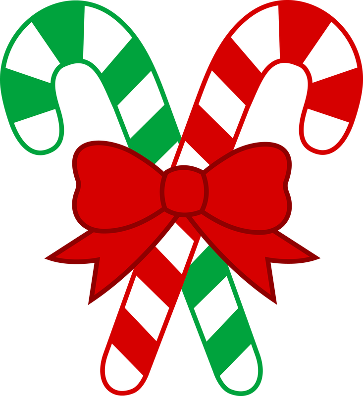 Christmas at the bali. January clipart december