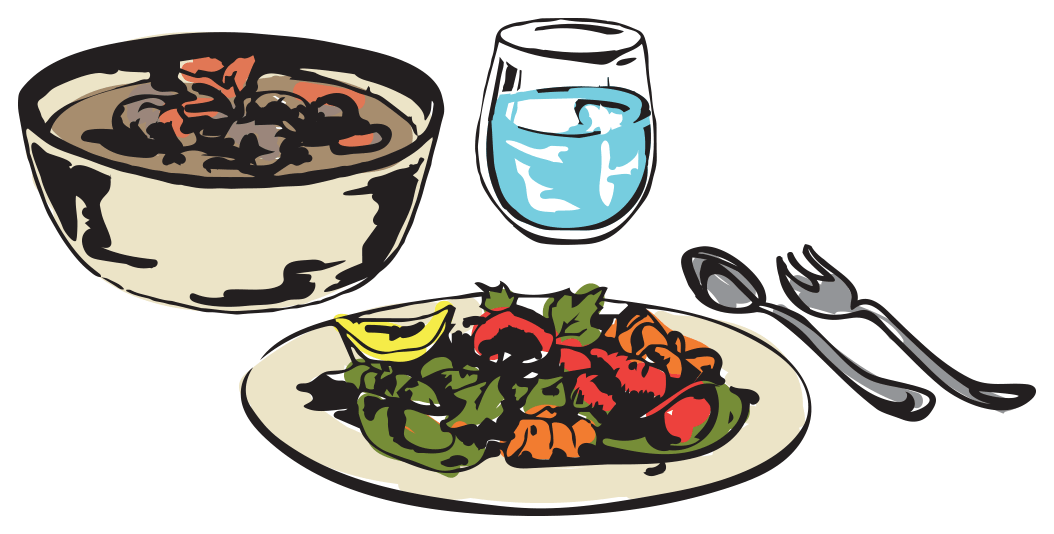 Donation clipart holiday food. Home for the holidays